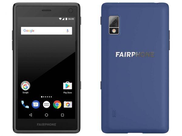 "Smartphone ""Fairphone 2"" indigo"