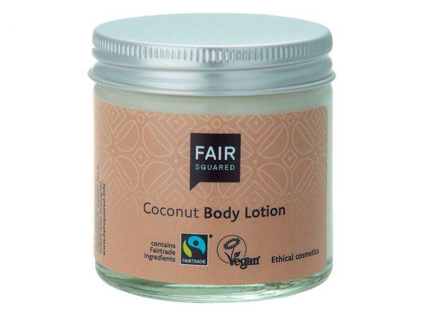 "Fair Squared Bodylotion ""Coconut"" 50 ml"