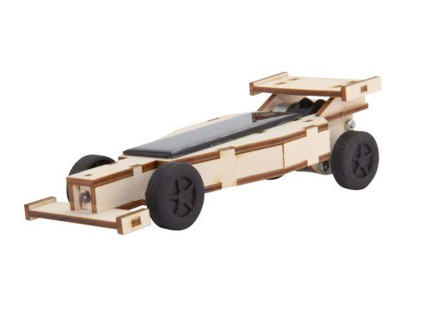 Fahrzeuge Rennauto F1 aus Holz Holzspielzeug BIO