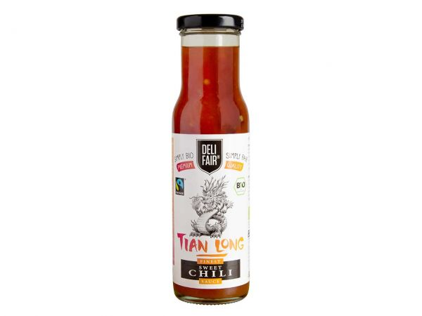 "DeliFair Finest Sweet Chili Sauce ""Tian Long"" 240 ml"