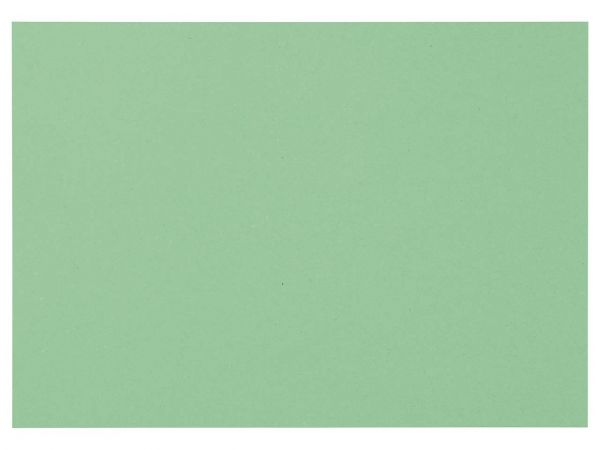 100 memo Karteikarten blanko DIN A5 grün