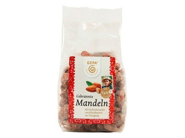 GEPA Gebrannte Bio-Mandeln, 100 g