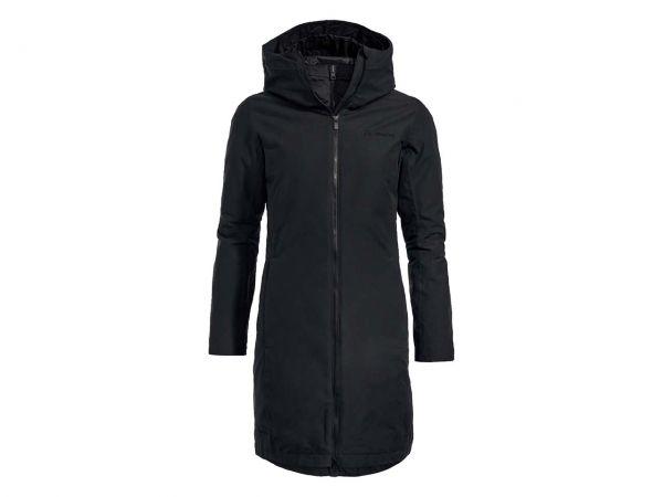 "VAUDE Damen-Mantel "" Annecy 3 in 1 Coat lll"" black, Gr. 36"