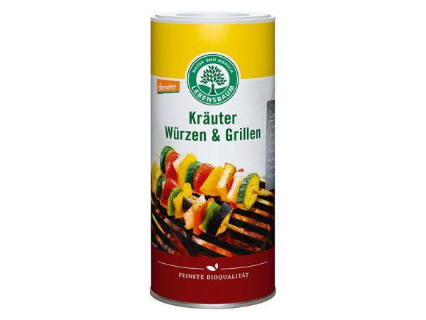 """Lebensbaum Gewürzmischung """"Kräuter Würzen + Grillen"""" 110 g"""
