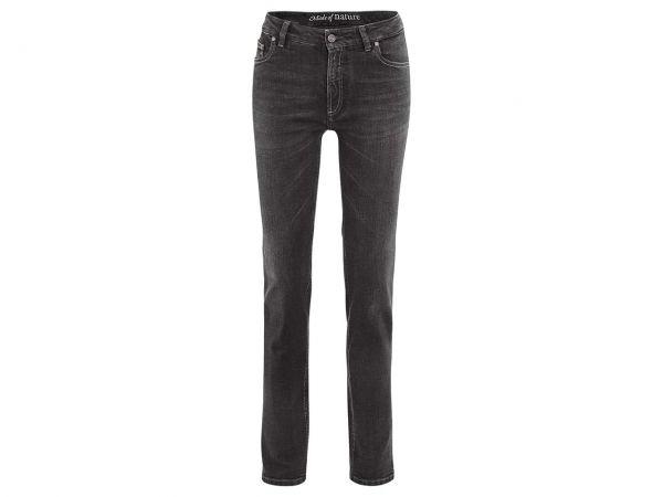 """Living Crafts Bio-Damen-Jeans """"Donna"""" schwarz, Gr. 34R"""