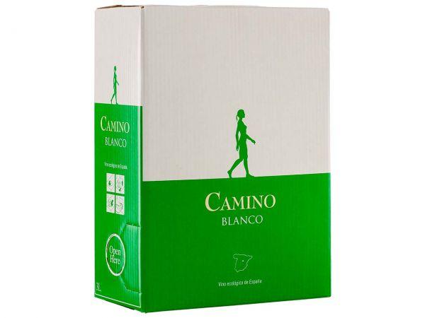 """Bio-Weißwein """"Camino Blanco"""" Vino de España Irjimpa, Bag in Box, 3 l"""