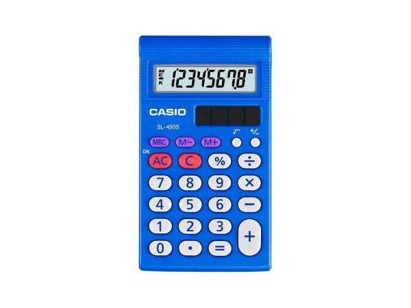"""Casio Taschenrechner """"SL-450S"""""""