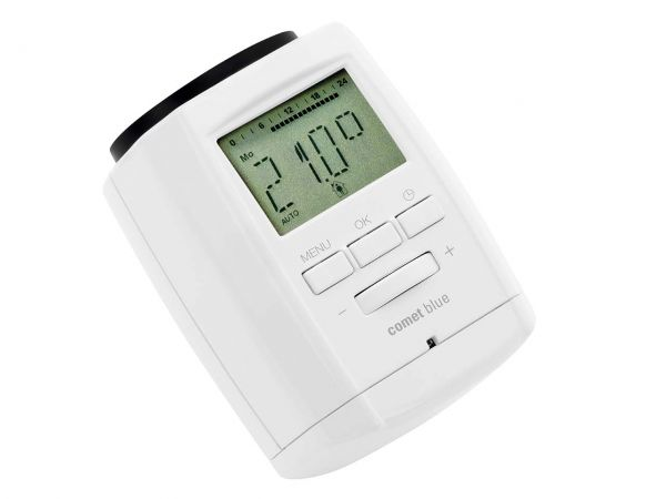 """Eurotronic Heizungsthermostat """"Comet blue"""""""