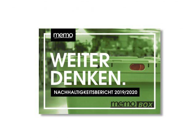 memo Nachhaltigkeitsbericht 2019/20