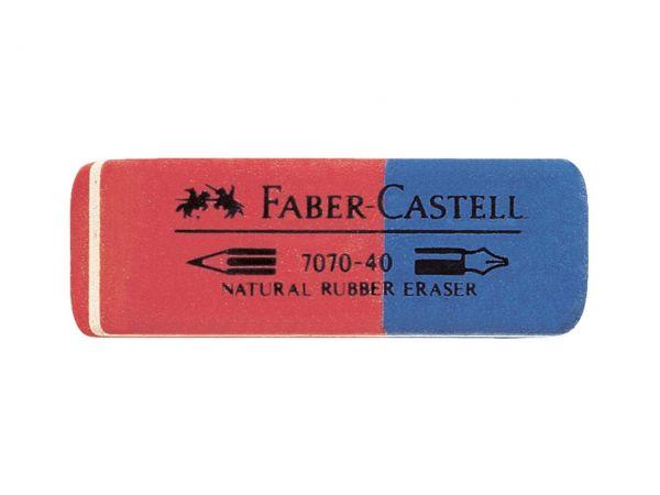 Faber-Castell Naturkautschuk-Radier 7070