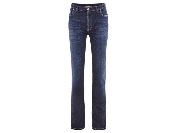 "Living Crafts Bio-Damen-Jeans ""Donna"" dunkelblau, Gr. 29R"