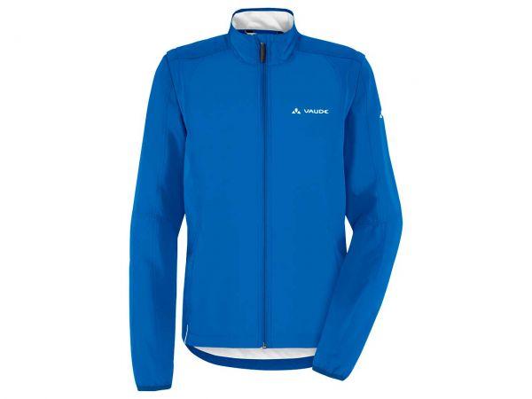 """VAUDE Damen-Windjacke """"Dundee Classic ZO Jacket"""" zum Radfahren blau, Gr. 46"""