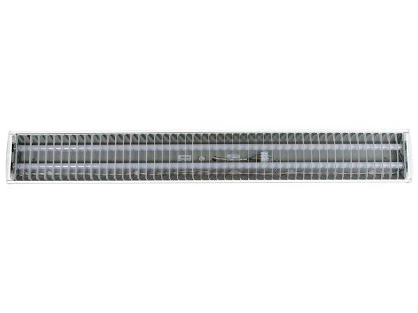 """Valtavalo Leuchtenkasten """"LED-Duo"""" 150 cm, louvre, weiß"""