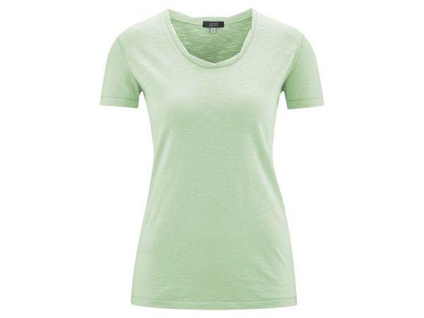 """Living Crafts Bio-Damen-T-Shirt """"Alexandra"""" mint, Gr. XL"""