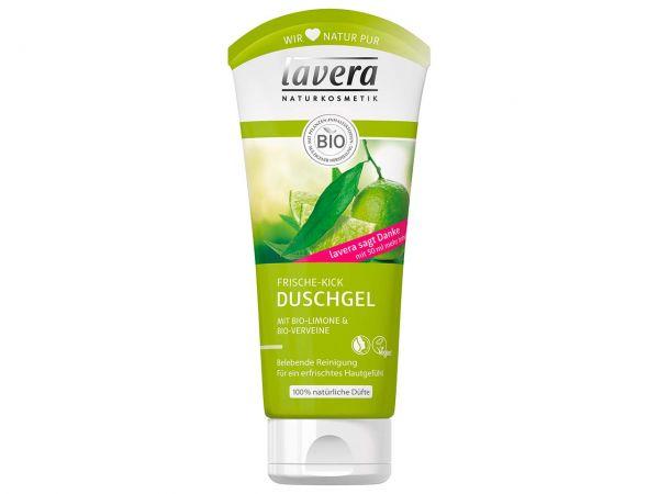lavera Duschgel Bio-Limone & Bio-Verveine 200 ml