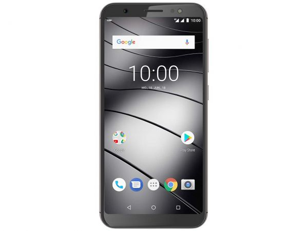 "Gigaset Smartphone ""GS185"" cognac, B-Ware, Zustand sehr gut"