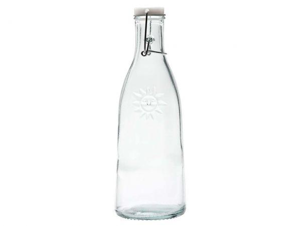 """Flasche """"Sonne"""" mit Bügelverschluss 950 ml"""