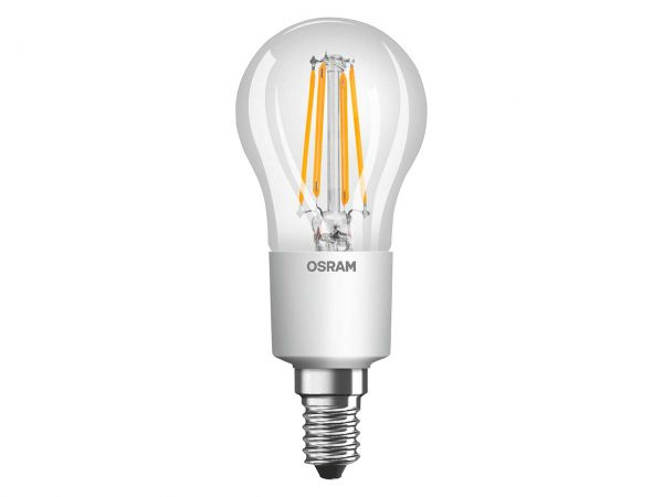 "OSRAM LED-Lampe ""Superstar Filament"" CLP 60, 6 W, E14, 806 lm"