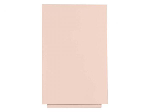 "Rocada Whiteboard ""SkinColor"" 75 x 115 cm, pink"