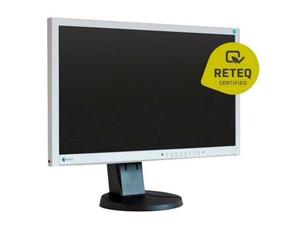 """EIZO Monitor """"FLEXSCAN EV2335W"""" 23"""" (58,4 cm), grau, generalüberholt"""