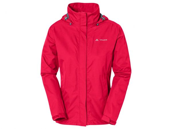 "VAUDE Damen-Outdoorjacke ""Escape Light Jacket"" pink, Gr. 44"