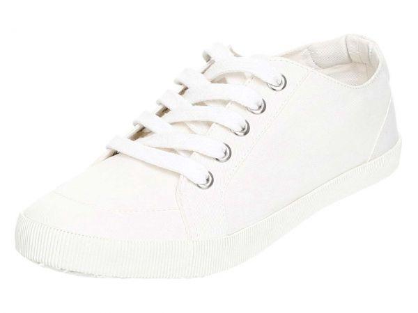 """Organic Sneaker """"Raka"""" Gr. 36, weiß"""