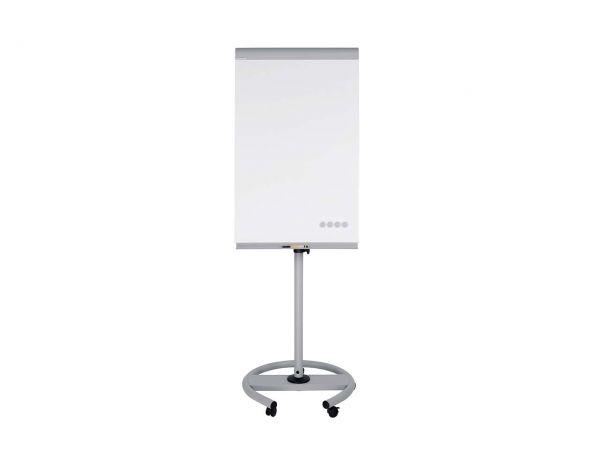 """Flipchart mobil """"de luxe"""" + 5 Gratis memo Flipchart-Blocks, blanko, 20 Blatt, 80 g/m²"""