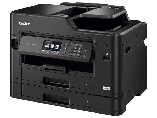 """Brother Tintenstrahl Multifunktionsdrucker """"MFC-J5730DW"""", B-Ware, Zustand gut"""