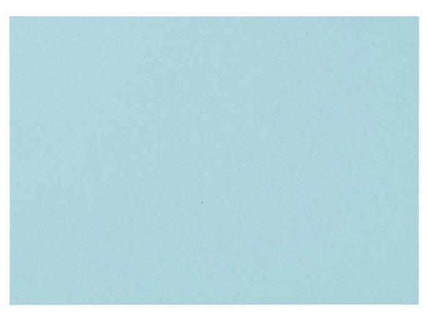 100 memo Karteikarten blanko DIN A6 blau